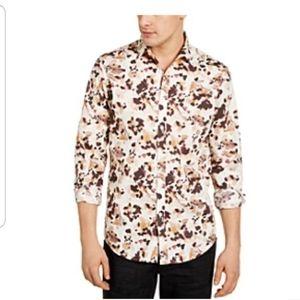Men's Timo floral shirt,INC